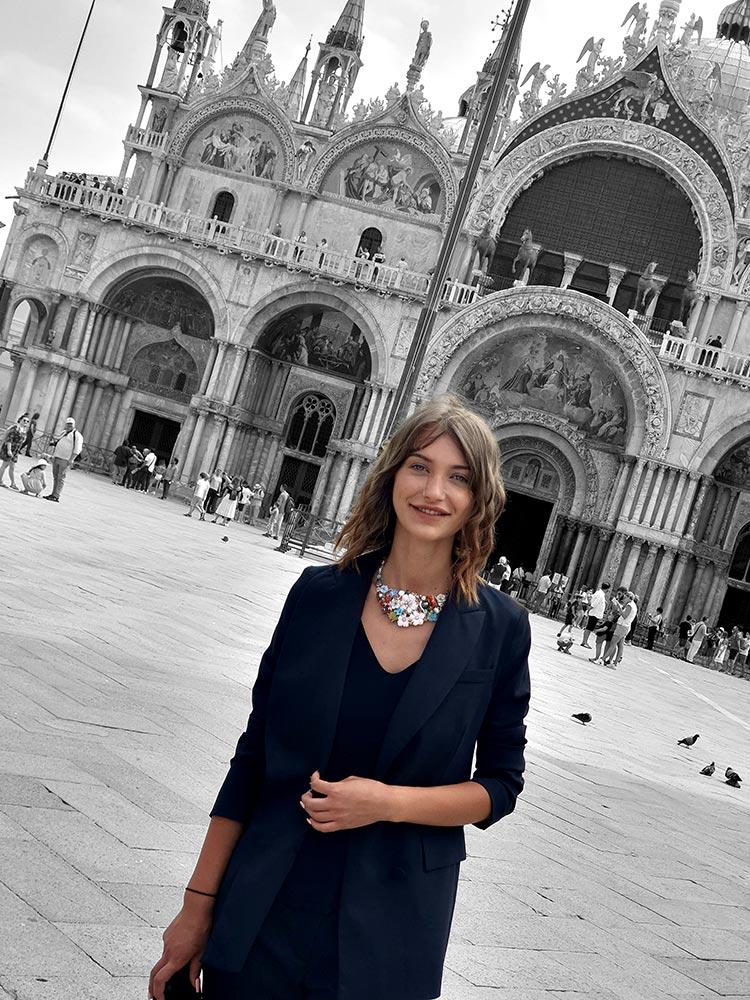 Boncompagni Valeria Piazza San Marco Venice