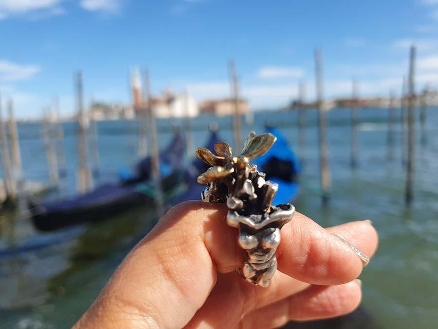 Venice Guardians By The Sea Ring Boncompagni Valeria (3)