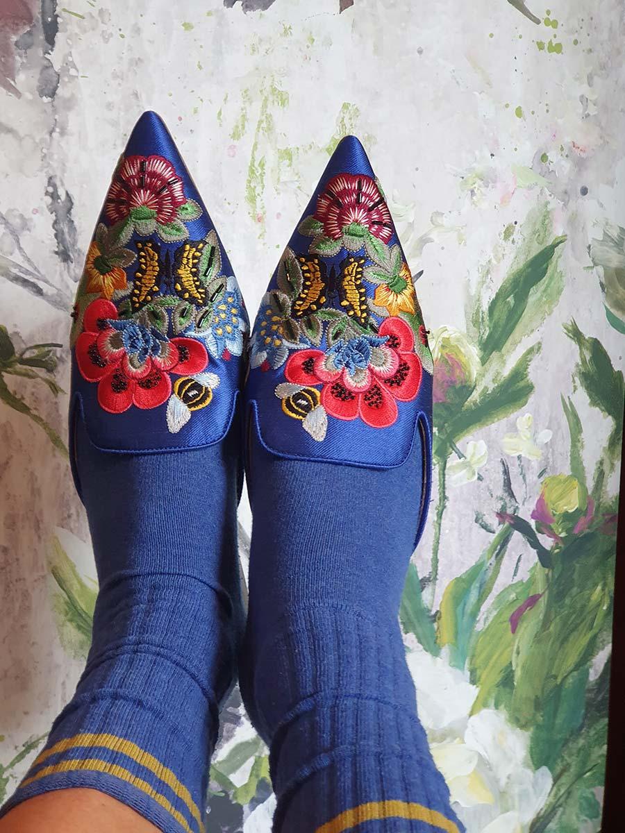 London Sock Company Chie Mihara