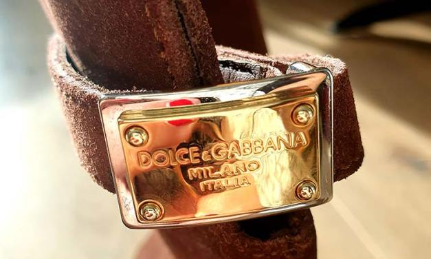 Dolce & Gabbana Boots – Why They Are Unsellable?