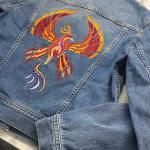 Embroidery Art – Denim Jacket Style Tips