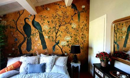 Wallpaper Art – Wellness Tips For Your Home