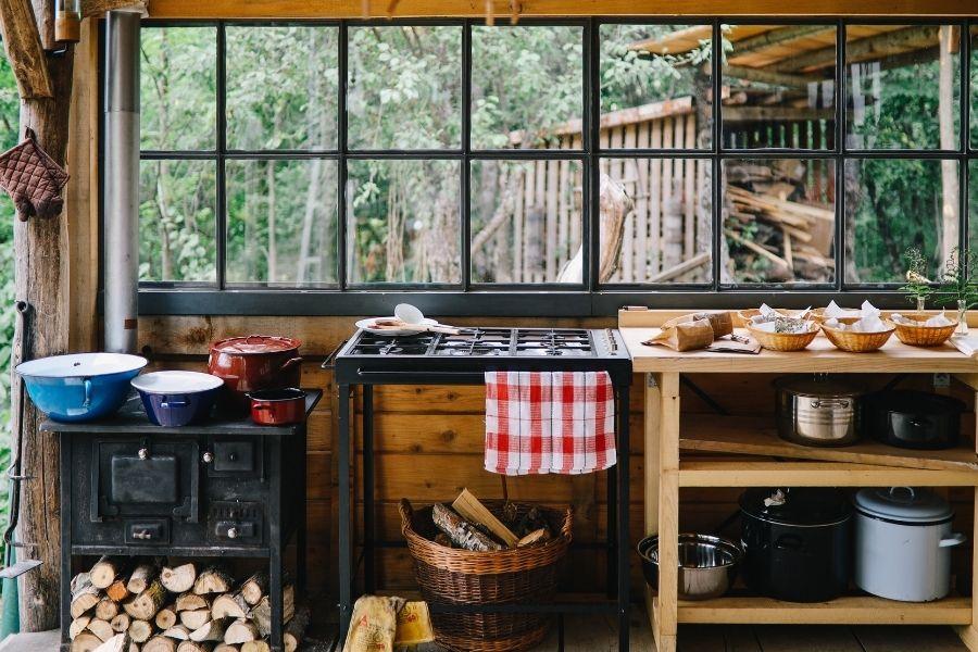 Kitchen designs 2021 Lockdown life In outdoor