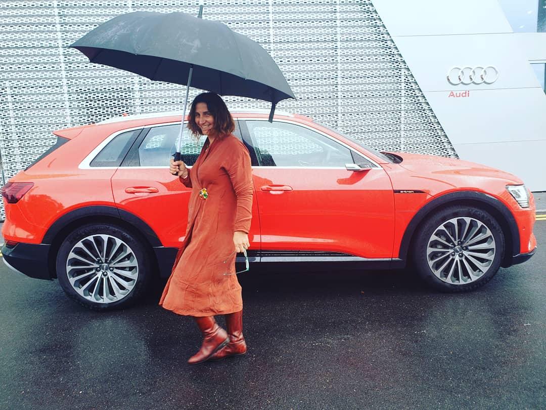 Audi E - Tron