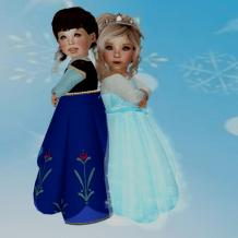 Frozen Sisters 3