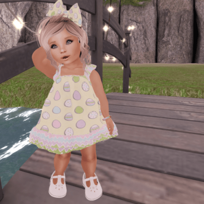 Easter Dres (Yellow)