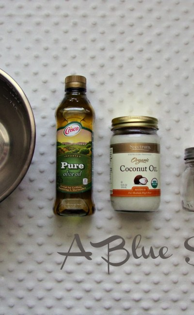 Bird's Eye D.I.Y.: Household Salt Scrub