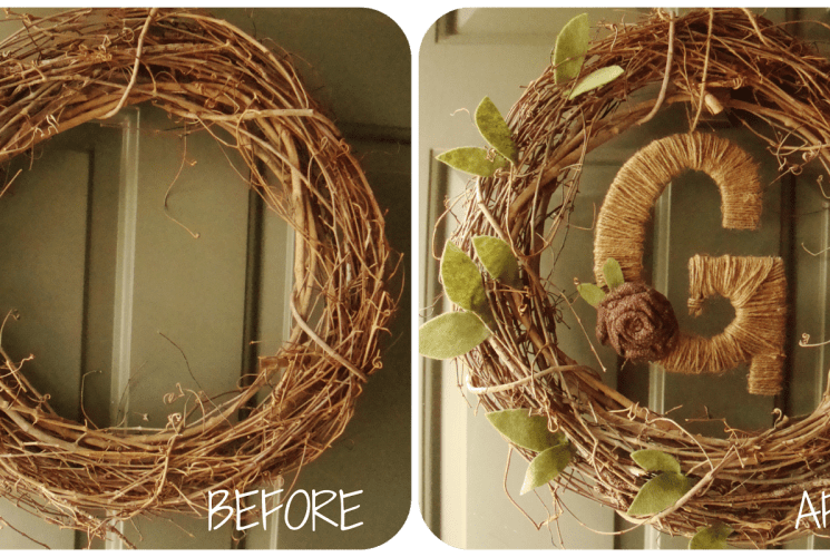 D.I.Y. Home: Wreath