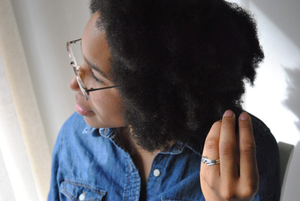 Natural Hair: A new personalized hair care regimen