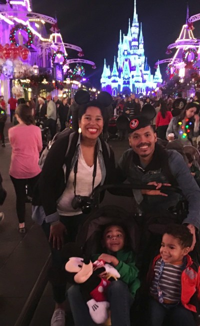 Family Travels: A Very Merry Disney Trip