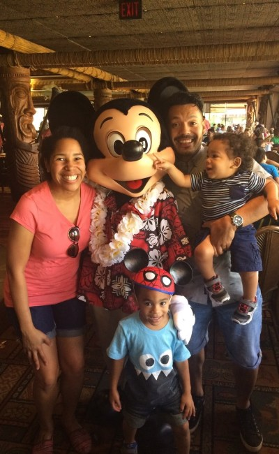 3 tips for planning your first Disney Vacation with Toddlers!