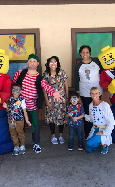Family Vacation: First Experience at Legoland Florida