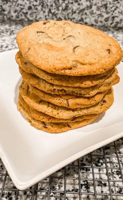 Tasty Eats: The Most Delicious Chocolate Chip Cookies