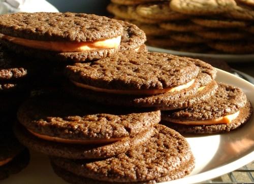 Brownie cookies 004