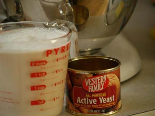 more yeast