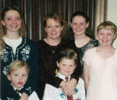 Dane's Baptism restored