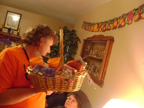 A Halloween Party 068