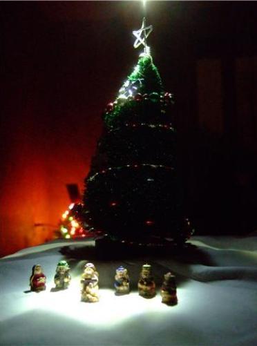 C-mas tree 2