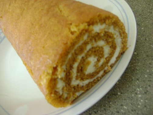 a Pumpkin roll 001