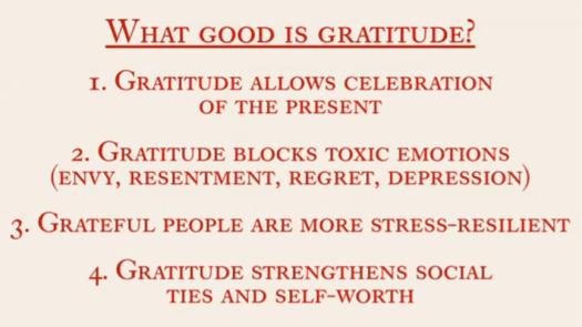 Gratitude 6