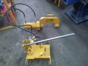 extractor pasadores de cadena