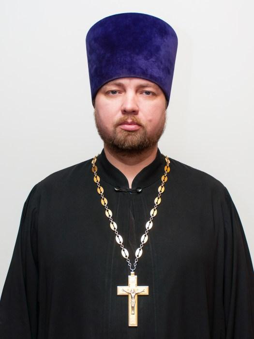 Протоиерей Павел Александрович Чибисов