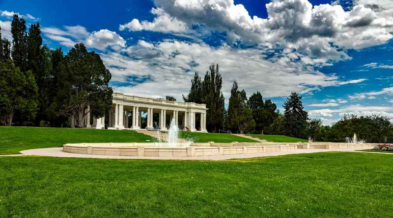 architecture attractions building cheesman park