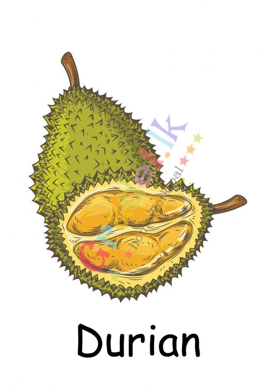 Fruits Flashcards We Make Parents Life Easy With Fruit