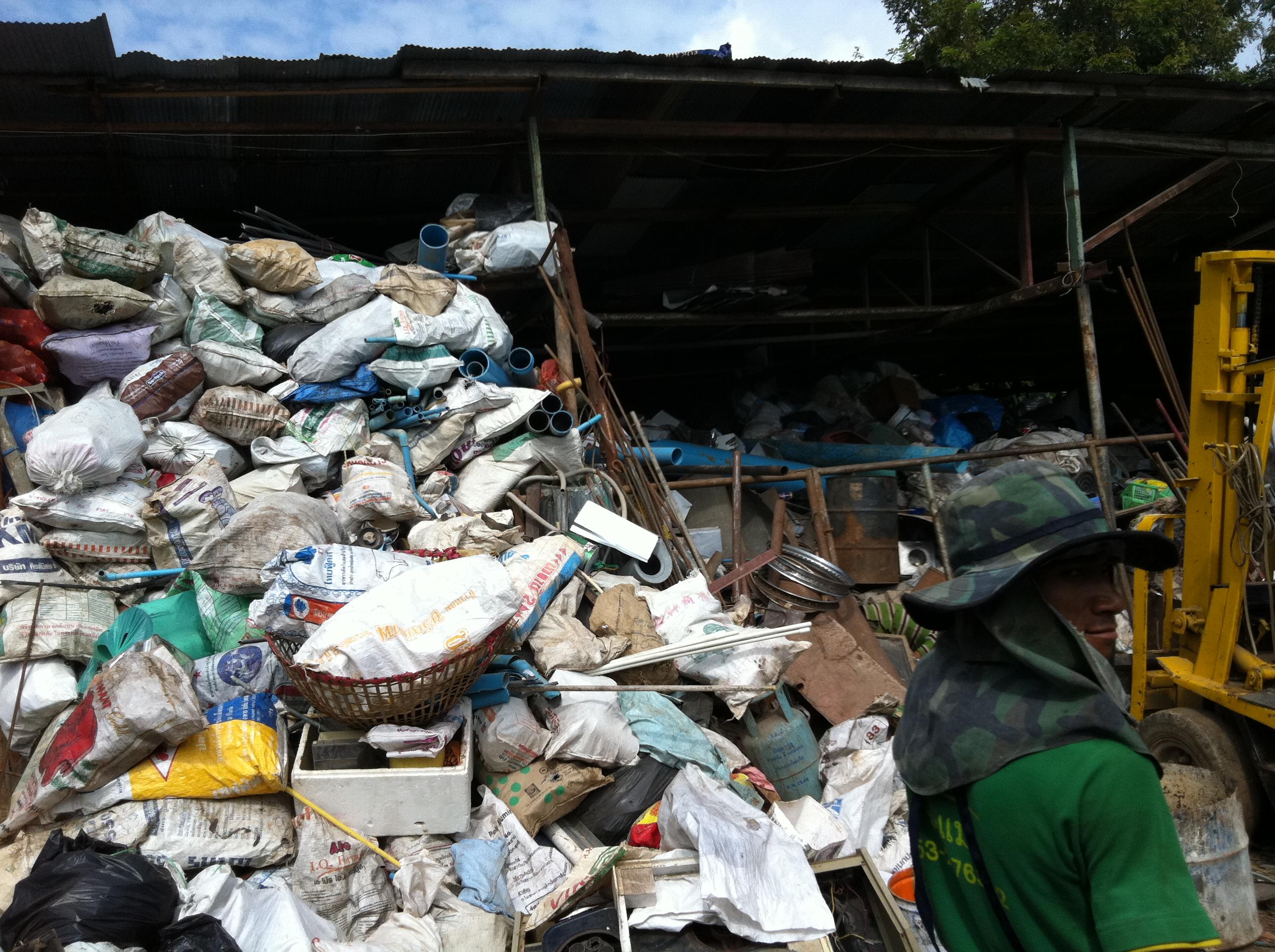 Reduce Reuse Recycle Field Trip