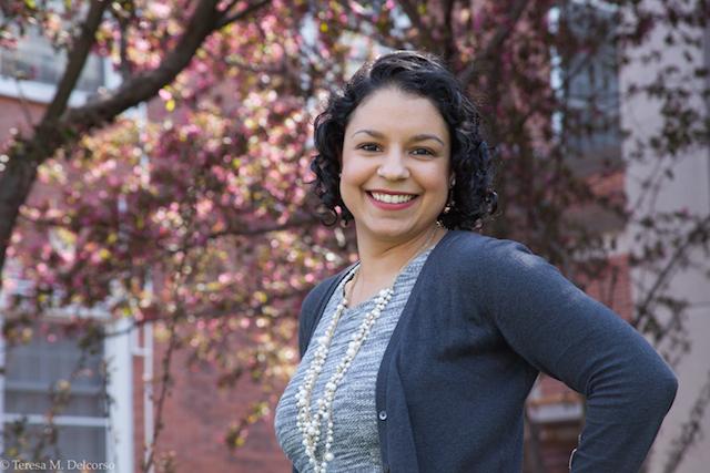 Meet Our Ford Fellows:  Carolyn Ureña