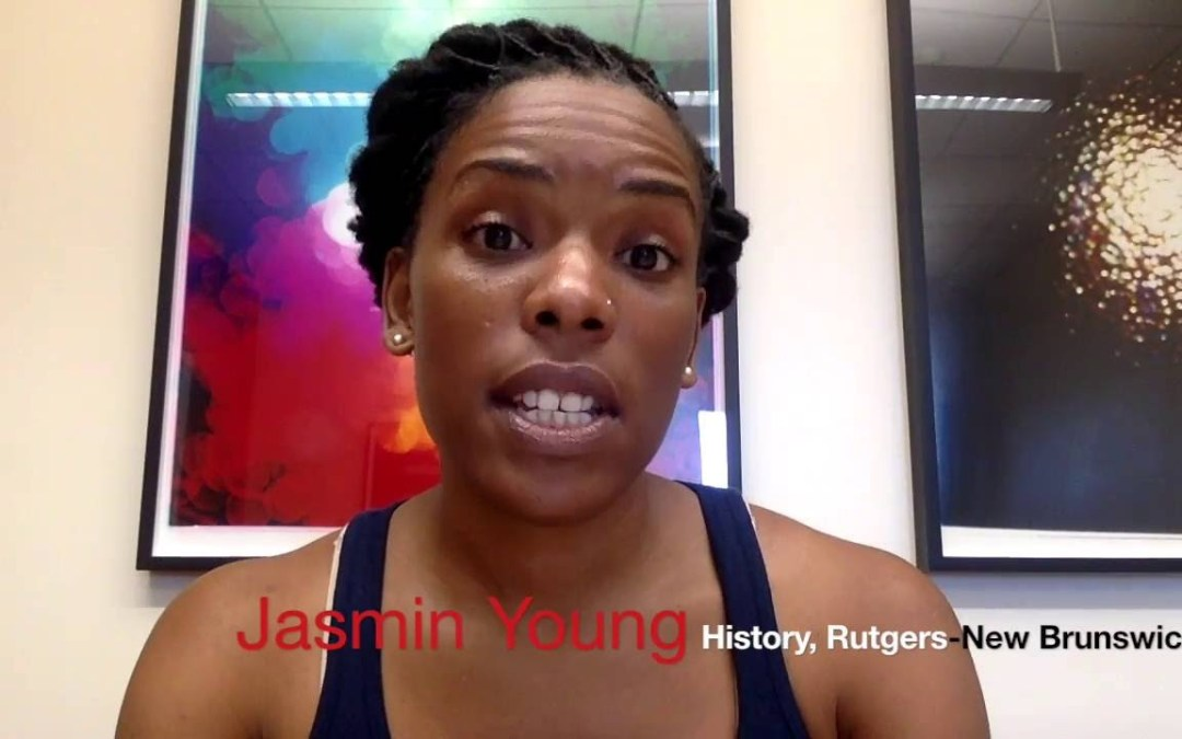 Meet Our Ford Fellows: Jasmin Young