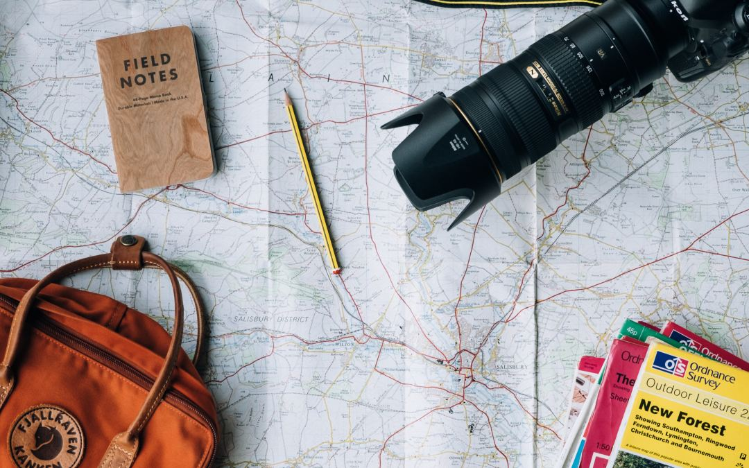 Got Places to Go? Funding Your Conference Travel (Advice from the Archives)