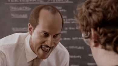 Photo of Key and Peele and the Substitute Teacher Sketch