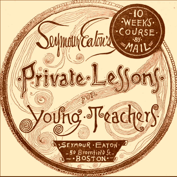 Become a Teacher by Mail (1888) | Gradgrind\'s