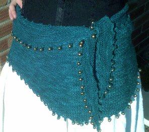Esmerelda hand knitting pattern by Gradiance Yarns   www.gradianceyarns.co.uk