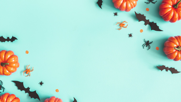 Create an animated invitation for your Halloween party in no time!