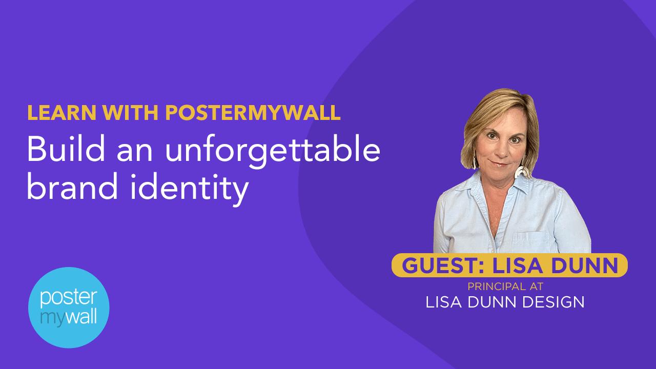 Build an unforgettable brand identity