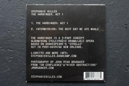 The Harbinger CD