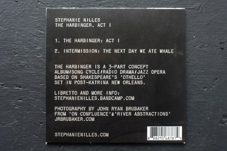 The Harbinger CD