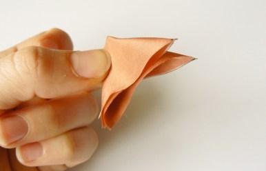 Tutorial petale kanzashi inguste - pasul-05