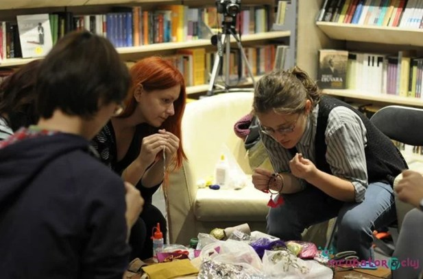 Atelier de Dreamcatchere la Cluj 8