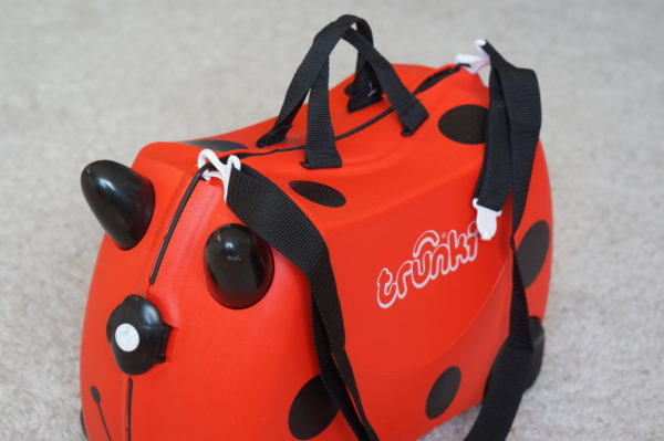 Resväskan Trunki