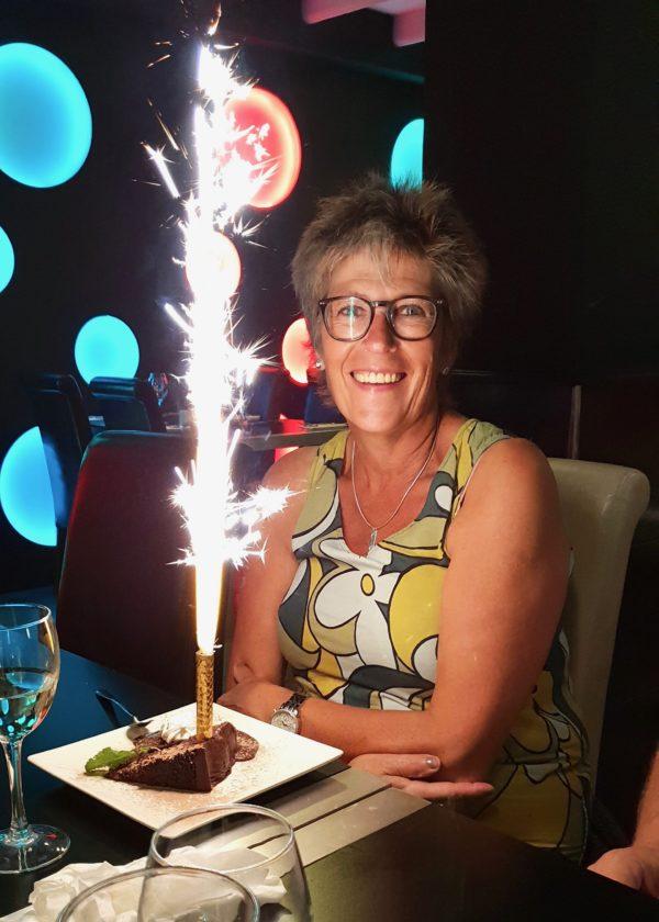 Mammas födelsedag