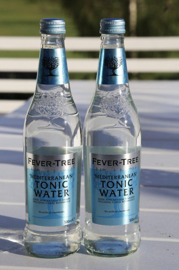 Godaste tonic watern till GT