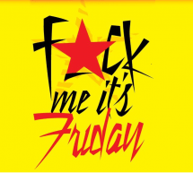 F★CK Me It's Friday! Live from Level 2 Lounge