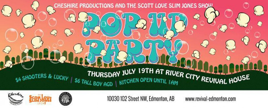 Astral Harvest Decompression & Rob's B-day! – Free Pop Up Party