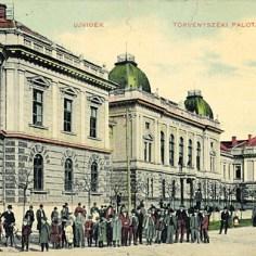 Zgrada današnjeg Muzeja Vojvodine