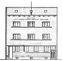 Stambena zgrada SPC