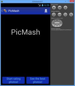 PicMash - Red social fotos