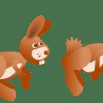 Sprite videojuego Conejo